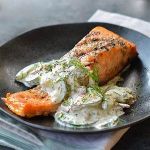 grilled-salmon-with-creamy-cucumber-dill-salad-once-upon image