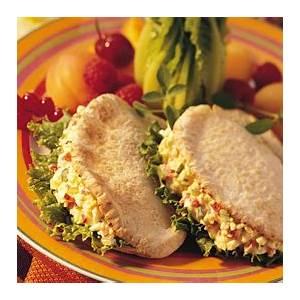 egg-salad-pitas-recipe-get-cracking image