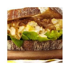 egg-salad-and-caramelized-onion-sandwiches image