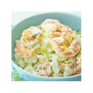 shrimp-cauliflower-salad-recipe-and-nutrition-eat-this image