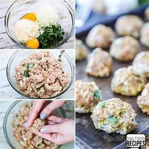 best-ever-turkey-meatballs-easy-family image
