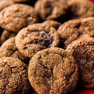 crisp-molasses-cookies-sallys-baking-addiction image