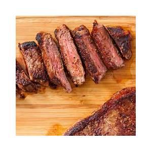 best-steak-recipe-how-to-pan-fry-steak-delish image
