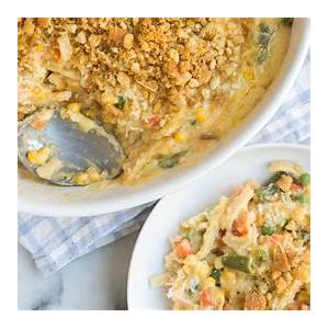 cheesy-noodles-and-vegetables-recipe-whats-for-dinner image