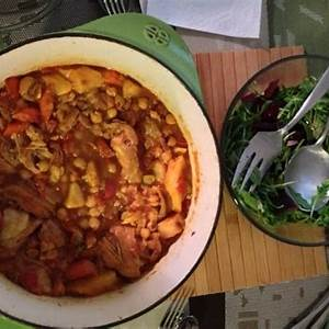 moroccan-chicken-stew-with-chickpeas-and-vegetables image