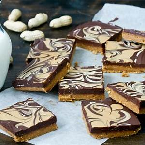 no-bake-chocolate-peanut-butter-bars-home-cooking image