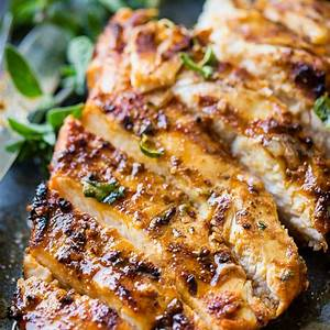 quick-grilled-chicken-with-oregano-recipe-oh-sweet image