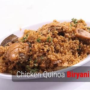 chicken-quinoa-biryani-recipe-step-to-step-guide image