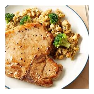 easy-pork-chops-with-stuffing image