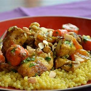shove-it-in-the-oven-chicken-tagine-with-apricots-and-almonds image