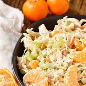 5-ingredient-mandarin-orange-chicken-salad image