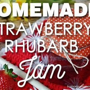 strawberry-rhubarb-jam-humorous-homemaking image