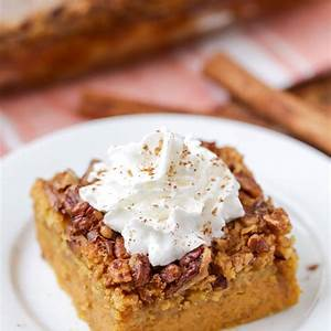 pumpkin-crunch-cake-topped-with-pecans-lil-luna image