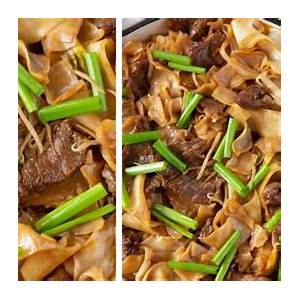 authentic-and-easy-beef-chow-fun-dinner-then-dessert image