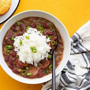 quickie-red-beans-and-rice-budget-bytes image