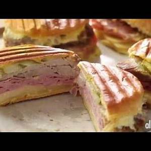 how-to-make-classic-cuban-midnight-medianoche-sandwiches image