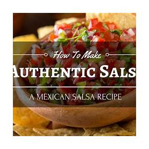 how-to-make-an-authentic-salsa-a-mexican-salsa image