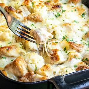 keto-chicken-alfredo-casserole-recipe-home-made image