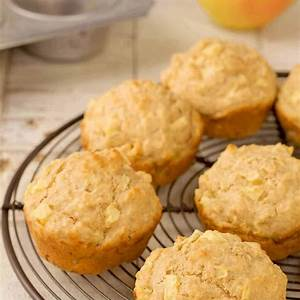 apple-oatmeal-muffins-recipe-mygourmetconnection image