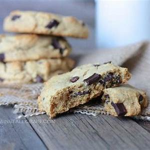 real-deal-chocolate-chip-cookies-gluten-free-paleo image