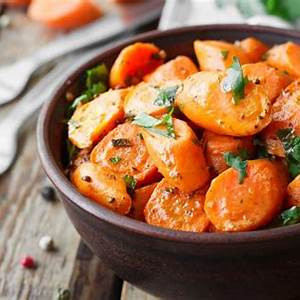 baked-carrots-easy-and-fast-recipe-just-crunchy image
