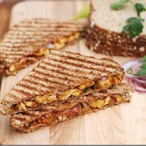 spicy-chicken-sandwich-yummy-o-yummy image