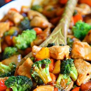 easy-chicken-stir-fry-recipe-mom-on-timeout image