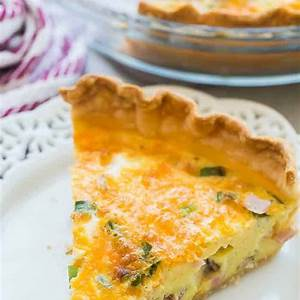 easy-quiche-recipe-spend-with-pennies image