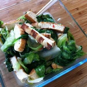 stir-fry-escarole-and-tofu-chef-benny-doro image