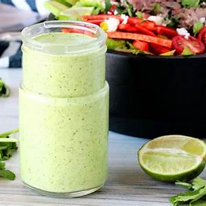 cilantro-lime-dressing-5-minute-recipe-the image