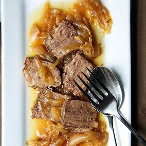 beer-braised-beef-and-onions-beef-carbonnade-the image