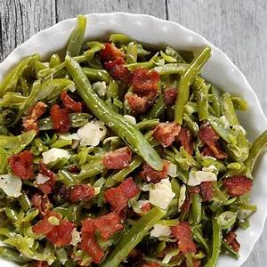 green-beans-with-bacon-and-parmesan-cheese image