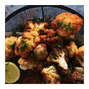spicy-fried-cauliflower-recipe-good-food image
