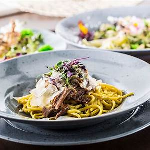 confit-of-duck-with-lemon-pasta-recipe-the-spruce-eats image