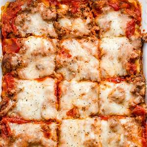 easiest-lasagna-recipe-how-to-make-easy-lasagna-with-photos image