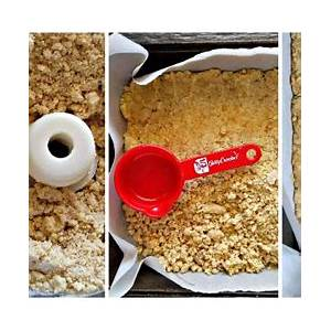 crumb-crust-how-to-make-a-crumble-crust-for-desserts image