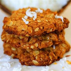 oatmeal-coconut-cookies-recipe-eggless-cooking image