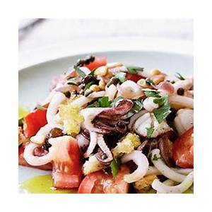 sicilian-calamari-salad-recipe-gourmet-traveller image