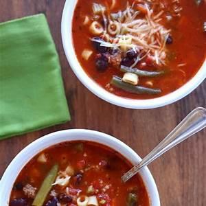 instant-pot-ground-turkey-minestrone-soup-365-days-of image