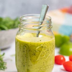 best-cilantro-lime-dressing-recipe-easy-and-creamy image