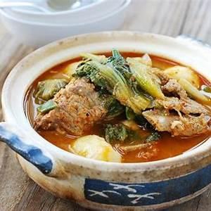gamjatang-spicy-pork-bone-stew-korean-bapsang image