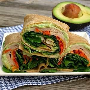 creamy-avocado-turkey-wrap-alidas-kitchen image