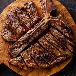 porterhouse-steaks-with-mushroom-and-garlic-sauce image