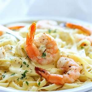 olive-garden-alfredo-sauce-damn-delicious image