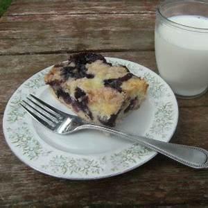 sourdough-blueberry-buckle-coffee-cake-tasty image