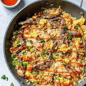 house-special-fried-rice-high-protein image