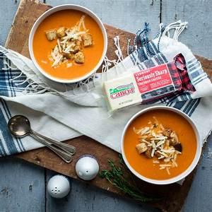 tomato-cheddar-soup-cabot-creamery image