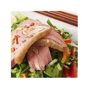 oriental-duck-salad-recipe-gressingham image