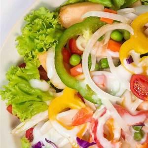 summer-lettuce-salad-recipe-by-archanas-kitchen image