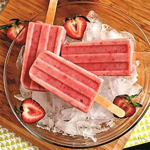 strawberry-yogurt-smoothie-pops image